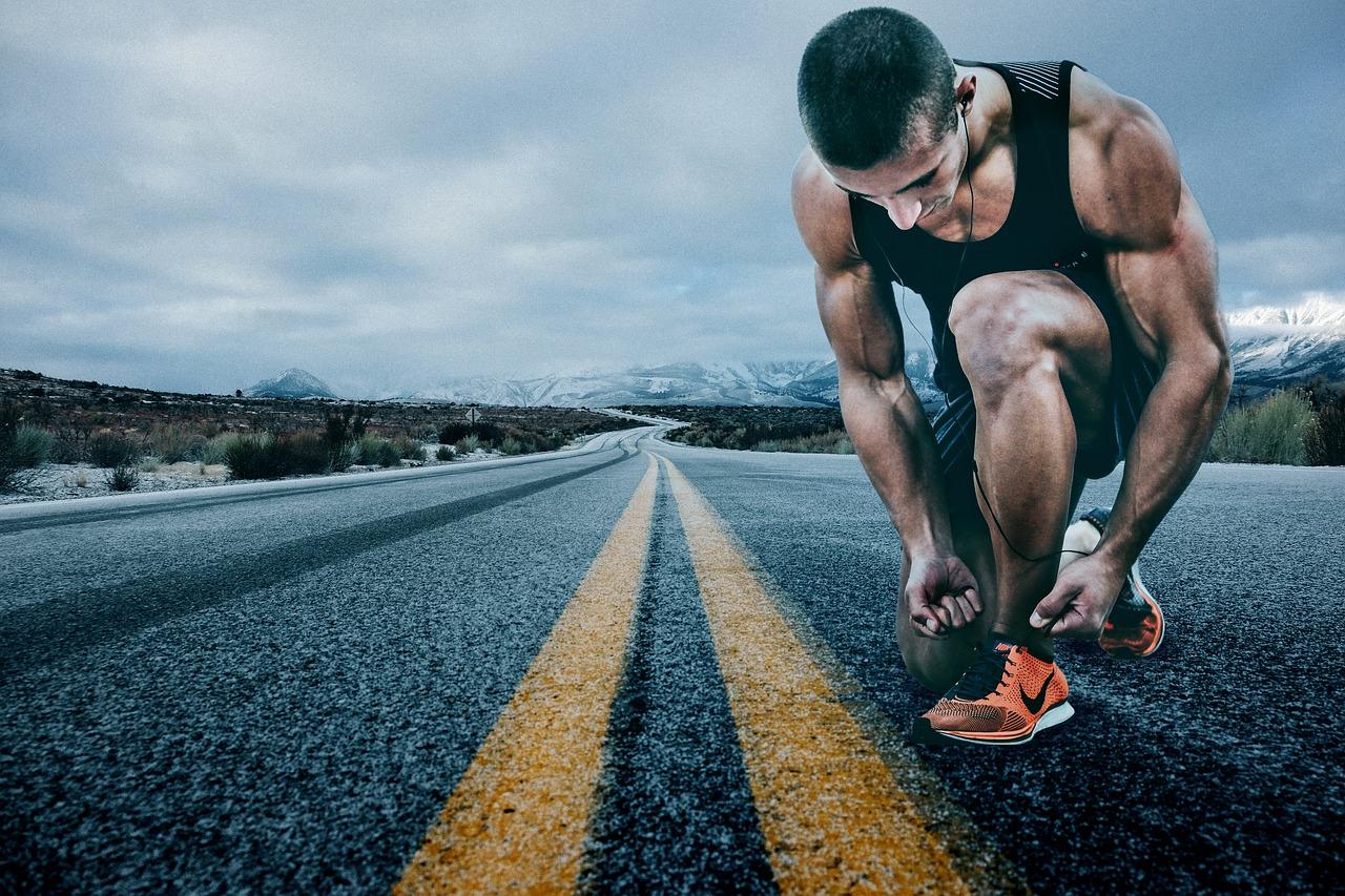 Løbetræning er sundhed for tid helbred! Se de 101 gode råd om løbetræning her!