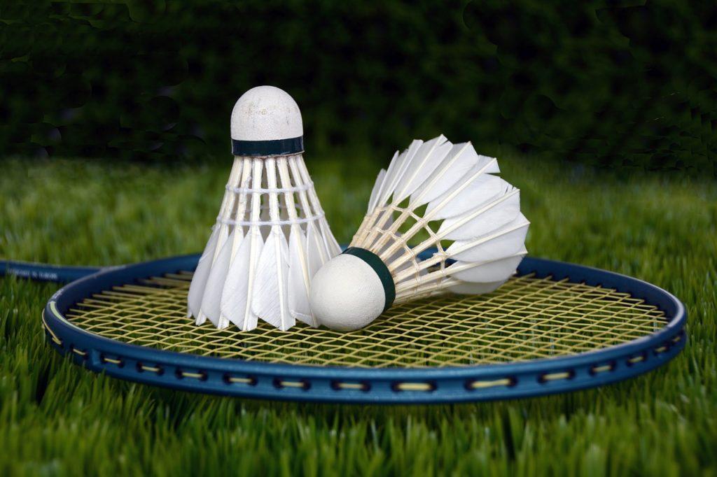 badminton gør dig hurtigere