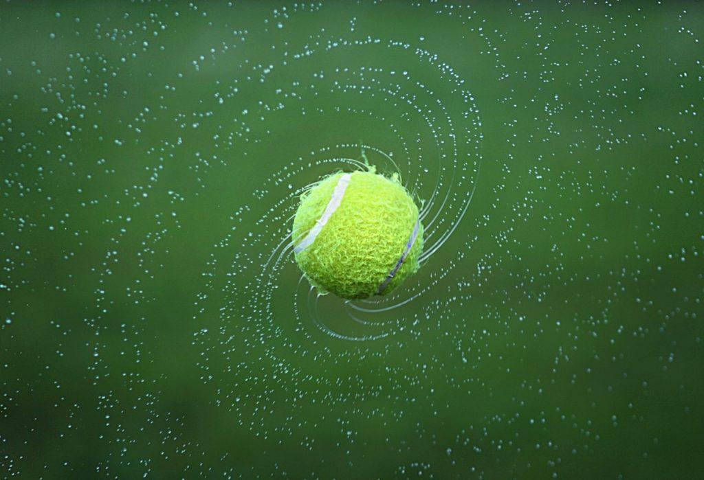 tennis giver hurtigere reaktionsevne