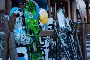 Salg af ski